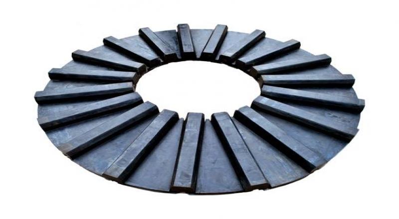 格子球磨机产liang稳定与球磨机橡胶衬板de质liang密不可分