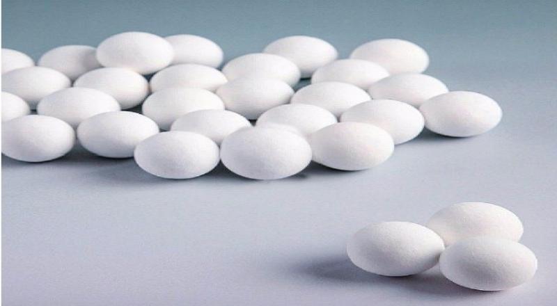 新型球磨机高耐磨介质氧化铝球