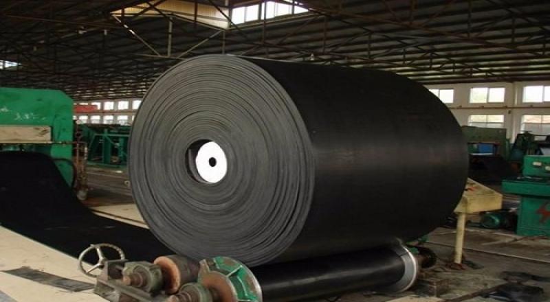 橡胶输送带提高表面摩擦力,增加输送量