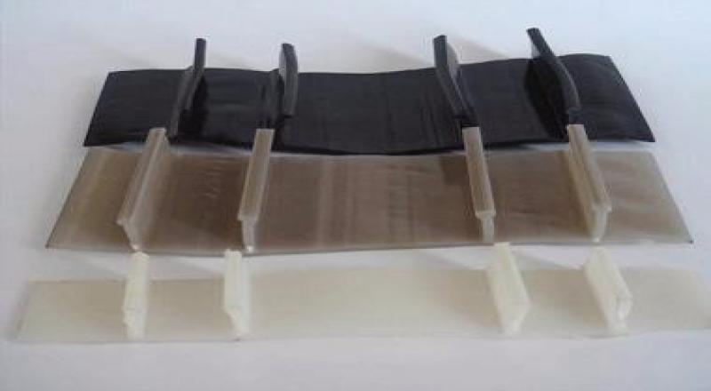 橡胶止水带与PVC止水带结合使用的注意事项