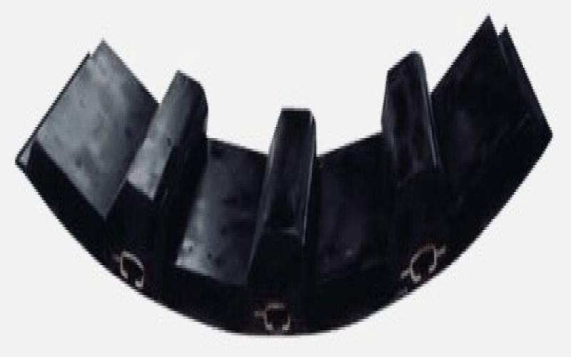 造粒机橡胶衬板